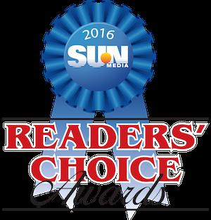 Reader's Choice Awards Blue Ribbon