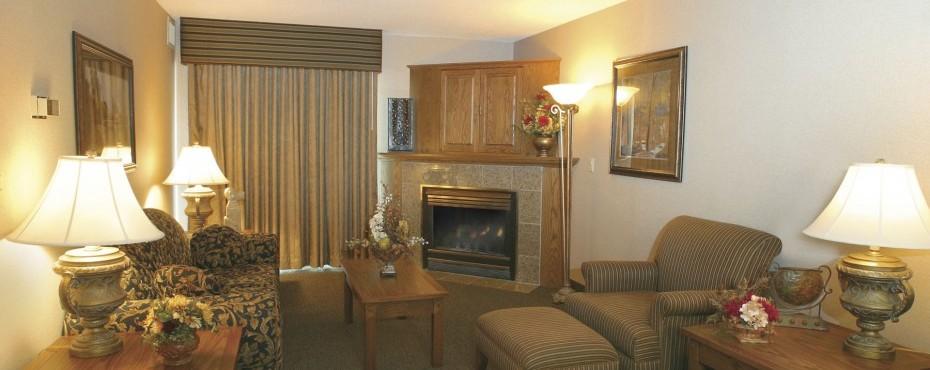 Apartment Suite Living Area
